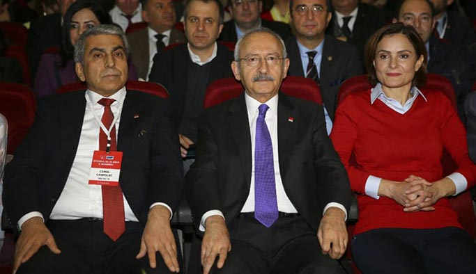 CHP İstanbul İl Başkanı Demirtaş'a selam söyleyerek görevi devraldı