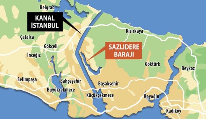 CHP Kanal İstanbul'un iptali için AYM'ye gitti, işte sonuç