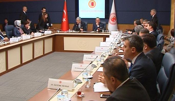 CHP'liler Esed için Meclis komisyonunu terk etti
