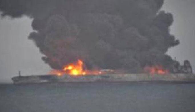 Çin'de yaşanan gemi kazası, çevresel felakete mi dönüşüyor?