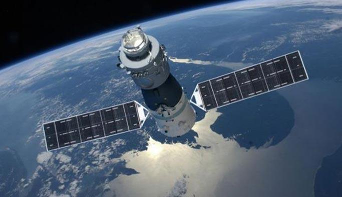 Çin'in uzay istasyonu kontrolden çıktı, Dünya'ya düşecek