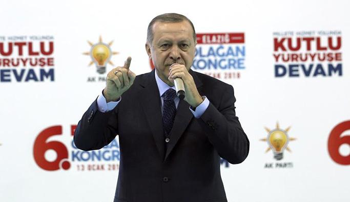 Cumhurbaşkanı Erdoğan: Güçlü Türkiye dünyaya ayar veren Türkiye olacak