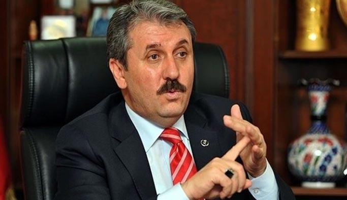 Destici: Erdoğan beni AK Parti'ye davet etti