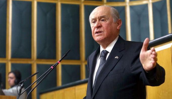 Devlet Bahçeli: Yeni sistem ne Kılıçdaroğlu'nun ne de Gül'ün harcı