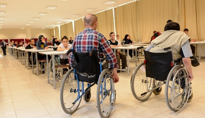 Engelli memur adaylarının sınav tarihleri belli oldu