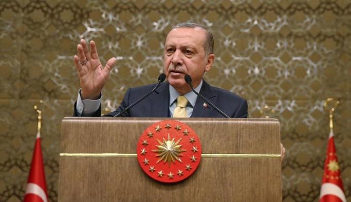 Erdoğan'dan batı dünyasına 'anlamlı gönderme'