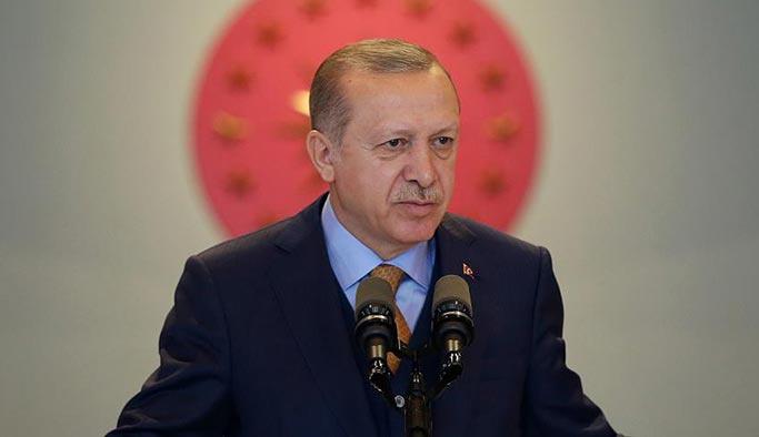 Erdoğan'dan ABD'ye: Ben görevde olduğum sürece alamazsın