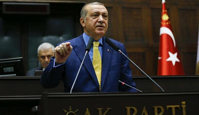 Erdoğan'dan Bahçeli'ye cevap