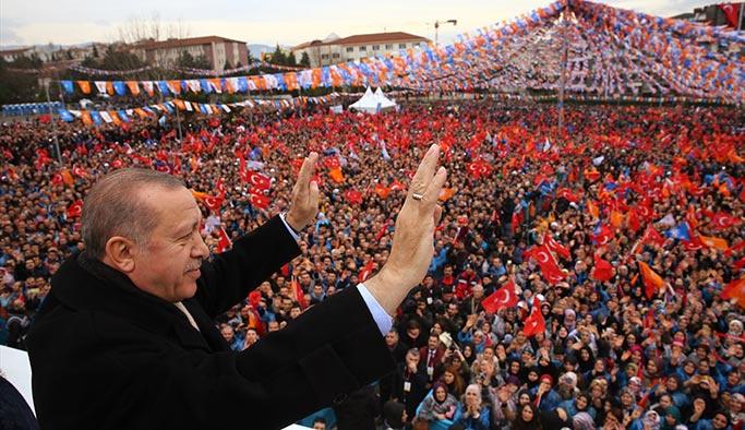 Erdoğan'dan sokak çağrısı yapan HDP'ye sert tepki