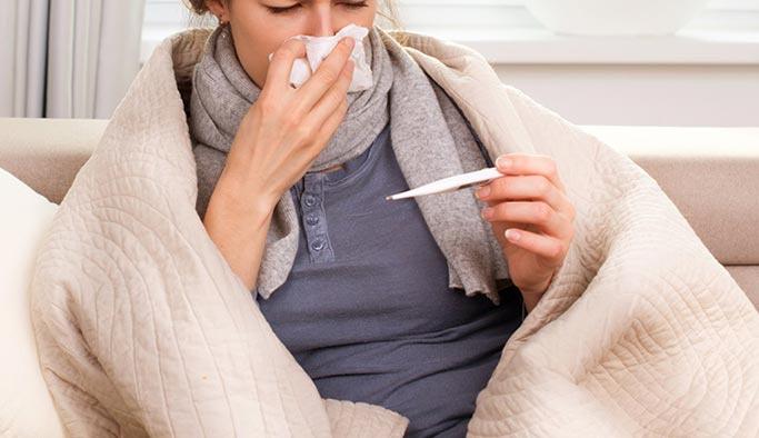 Hamilelerde grip uyarısı, özellikle ilk üç ay