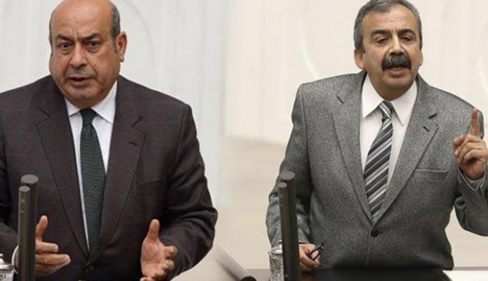 Hasip Kaplan'dan Sırrı Süreyya Önder'e ağır sözler