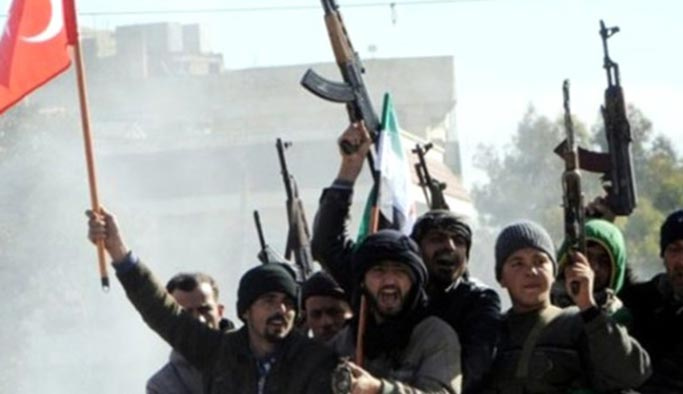 Hatay'daki ÖSO kampına roketli saldırı, 2 ölü