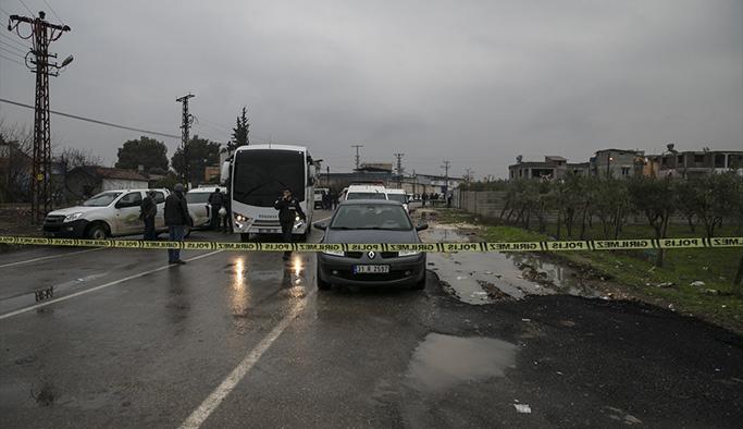 Hatay ve Kilis'e Afrin'den roketli saldırı