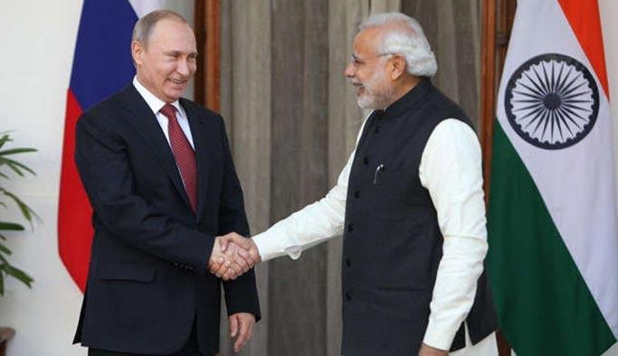 Hindistan'dan ABD'yi üzecek adım, İsrail'i reddetti, Rusya'yı seçti