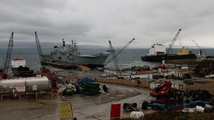 Hurda gemiler ekonomiye 250 milyon dolar kazandırdı