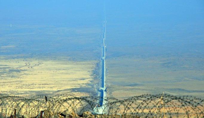 İçişleri Bakanı: İran sınır duvarının yarısı tamamlandı