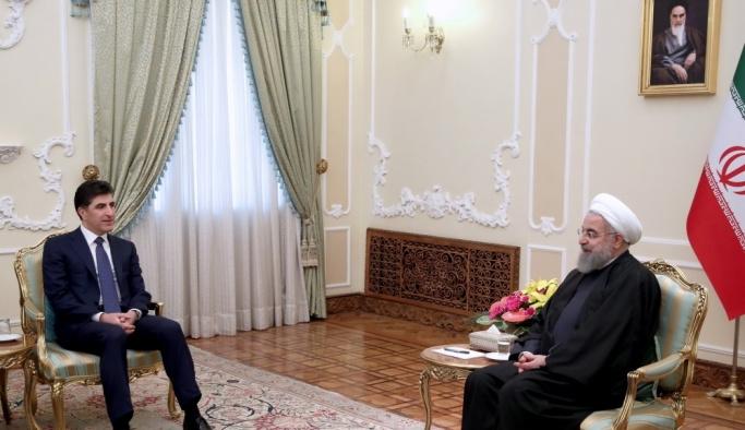 Kuzey Irak'tan İran'a kritik ziyaret