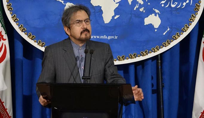İran, ABD'nin Suriye'yi terk etmesini istedi