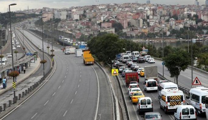 İstanbul'da yarın (30 Ocak) bazı yollar trafiğe kapatılacak