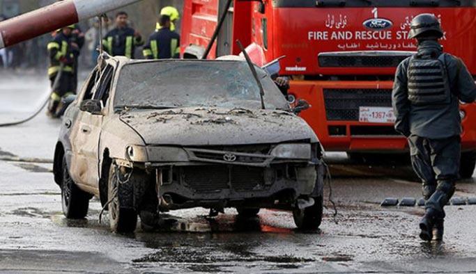 Kabil'deki saldırı ölü sayısı 95'e yükseldi