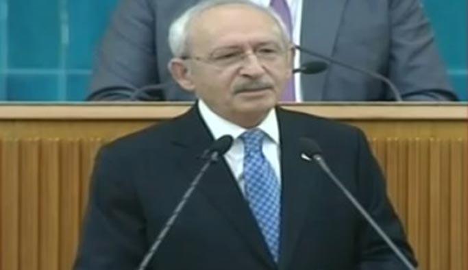 Kılıçdaroğlu ilk kez ABD'nin PKK'ya silah desteğini eleştirdi
