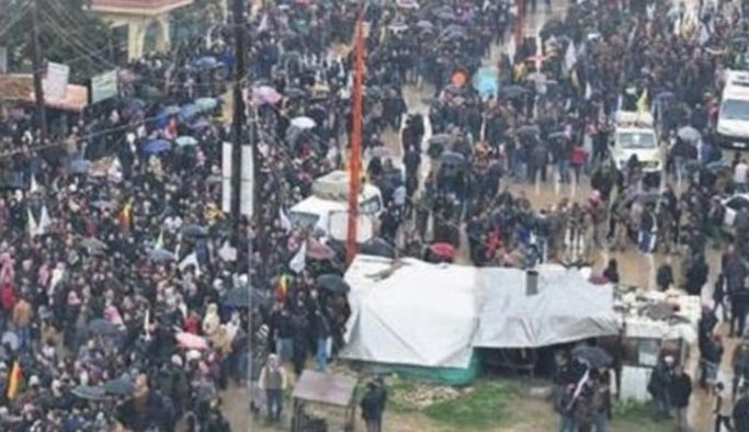 Menbiç'ten son dakika: Terör örgütü sivilleri taradı