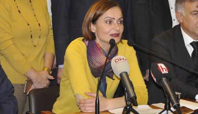 Mesajları ortaya çıkan CHP İstanbul İl Başkanı Kaftancıoğlu'na soruşturma