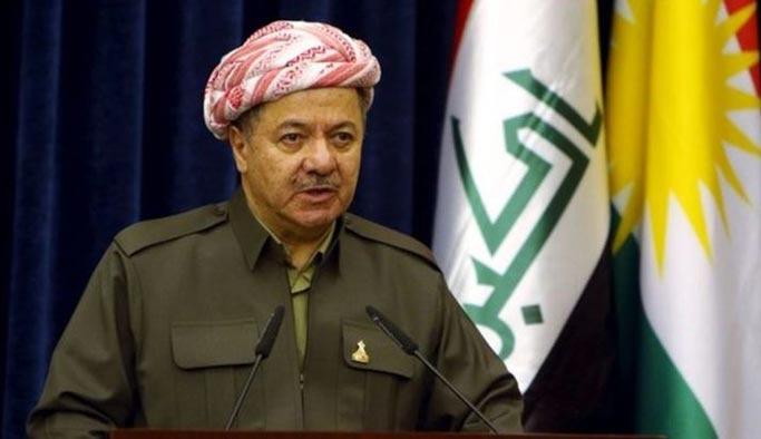 Mesud Barzani'den Afrin açıklaması