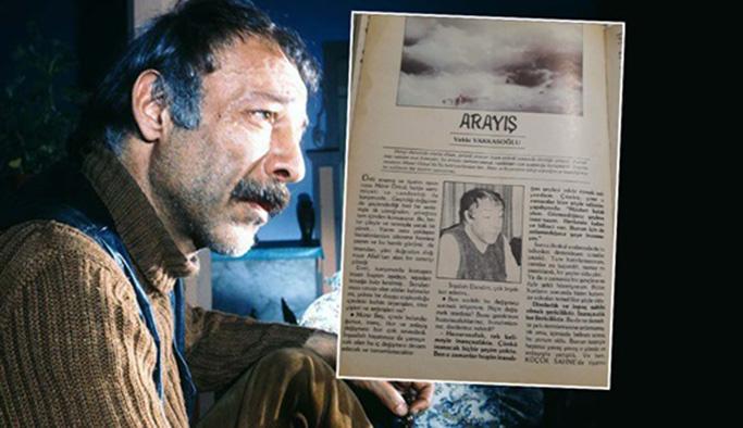 Münir Özkul'un Vehbi Vakkasoğlu ile yaptığı bilinmeyen röportajı