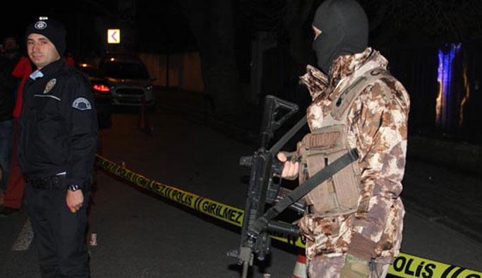 Ortaköy'de gece kulübüne silahlı saldırı, Yaralılar var...