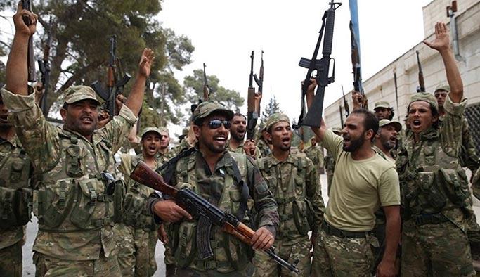 'Özgür Suriye Ordusu' nedir? Kimlerden oluşur?
