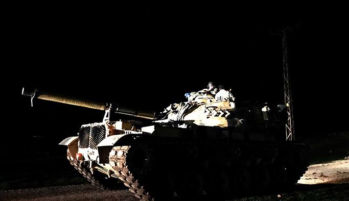 Pentagon'dan Zeytin Dalı Harekatı açıklaması