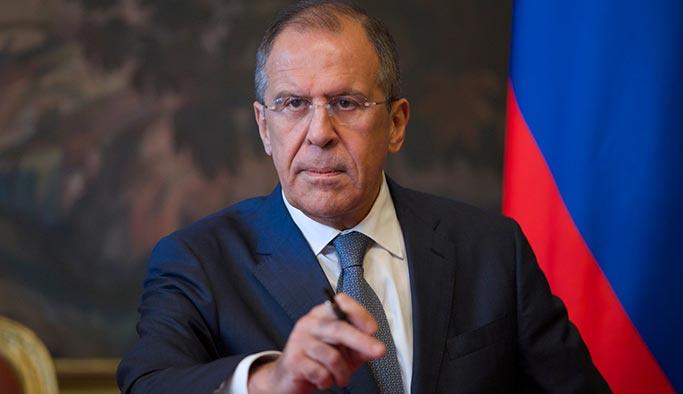 Rus Dışişleri Bakanı Lavrov: ABD, Türkiye'yi kızdırdı