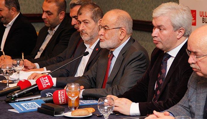 Saadet Partisi'nden Abdullah Gül ve adaylık açıklaması