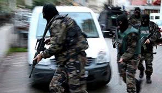 Saldırı hazırlığındaki iki DEAŞ üyesi yakalandı