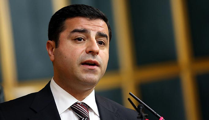 Demirtaş'a hakaret eden AK Partili vekile ceza