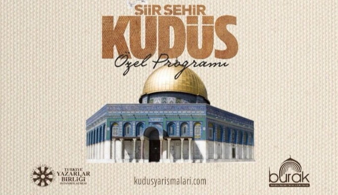 Şiirler Kudüs'ün sesi oluyor
