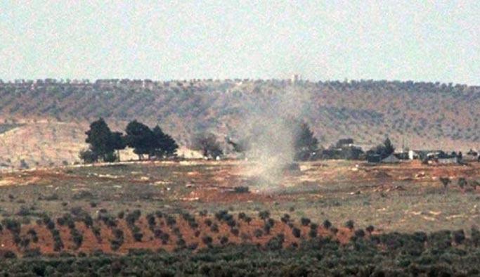 Sınır hattı ve Afrin'de dikkat çeken değişiklikler