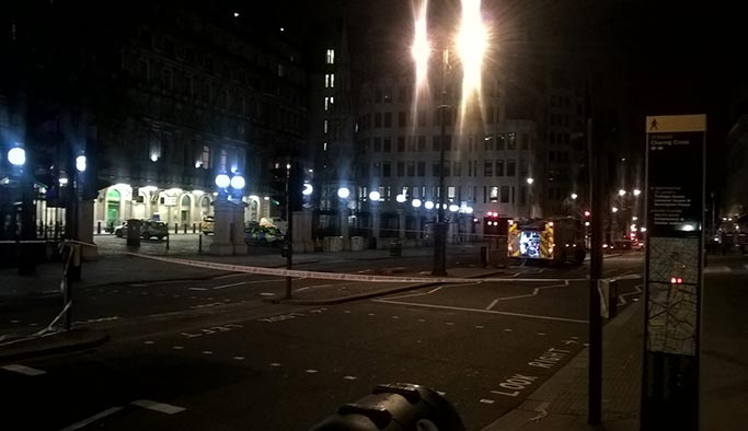 Son Dakika: Londra metrosunda panik, patlama riski var