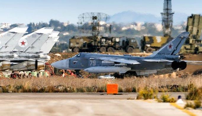 Suriye'deki iki Rus üssüne 13 İHA ile saldırı düzenlendi
