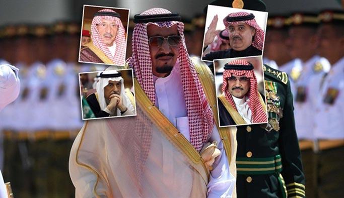 Suudi Arabistan'daki 'prensler operasyonu'nda yeni gelişme