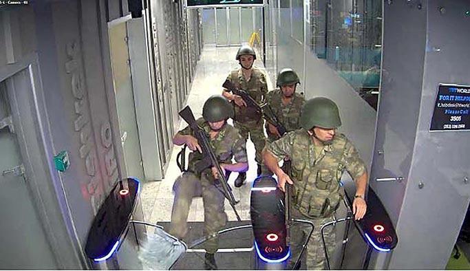 TRT'yi işgal eden darbecilere en ağır ceza istendi