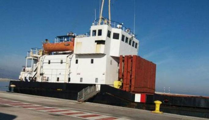 Türkiye'den yola çıkan bir gemi Yunan sularında durduruldu