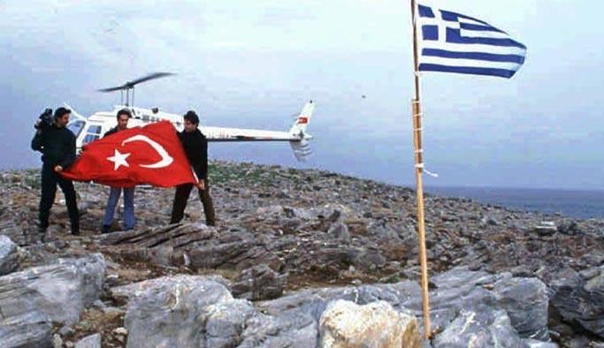 Türkiye'den Yunanistan'a Kardak uyarısı