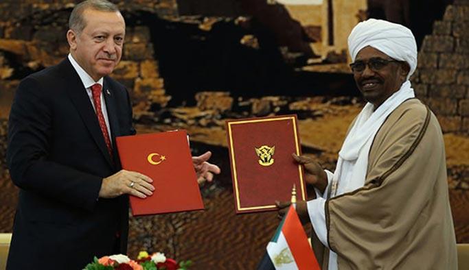 Türkiye-Sudan ilişkileri için komite kuruluyor