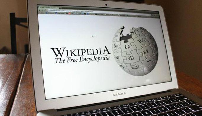 Wikipedia'dan son dakika Türkiye açıklaması