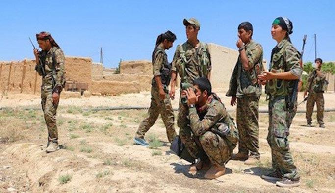 YPG'den Afrin'de sinsi plan, kıyafetleri değiştirme emri verdi