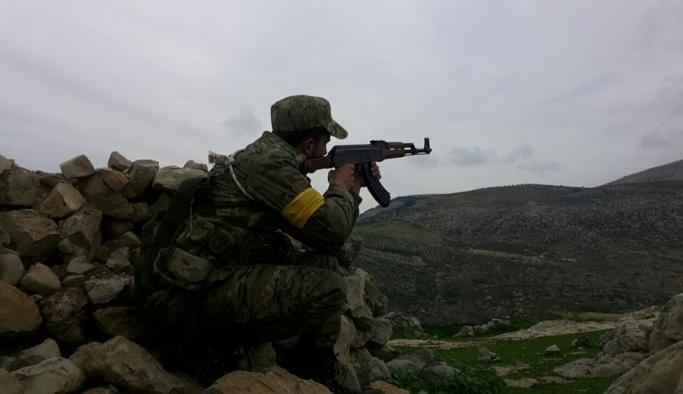 Afrin son dakika: 11 nokta ele geçirildi, güvenli alanlar oluşturuldu
