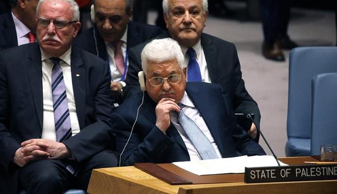 Abbas BMGK'da konuştu: Filistin halkı 70 yıldır acı çekiyor