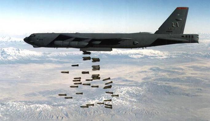 ABD, Çin sınırındaki Taliban kampını vurdu